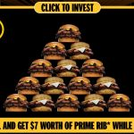 Carl's Jr Prime Rib Venture