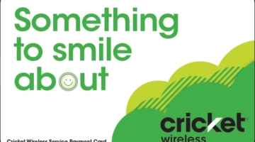 Cricket Wireless Gift Card