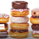 Dosh Dunkin' Donuts