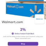 Dosh Walmart