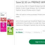 Kroger Prepaid Phone 10.01.20