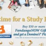PPDG FandangoNOW Domino's