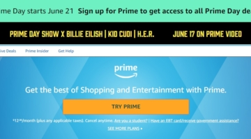 Amazon Prime Day June 21-22, 2021