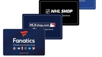 BBY 20% Off Sports Gift Cards
