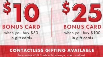 DSW Bonus Card Promotion