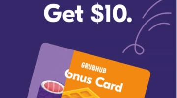 Grubhub promo code GHCYBER