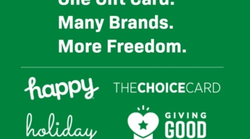 Happy Giving Good Choice Holiday Favorites Gift Cards