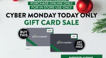 Plum Market Gift Card Deal