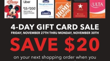 ShopRite Nov 27-30