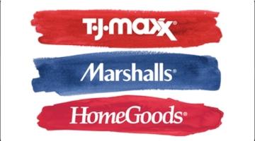 TJ Maxx Marshalls HomeGoods Gift Card