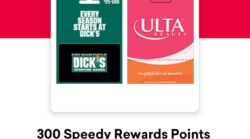 Speedway retail gift cards