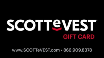 SCOTTeVEST Gift Card