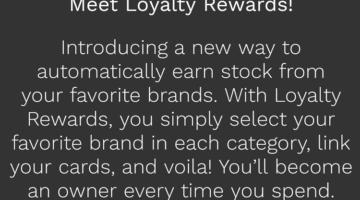 Bumped Loyalties Loyalty Rewards