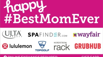 Happy #BestMomEver Gift Card