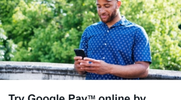 Chase Google Pay $10