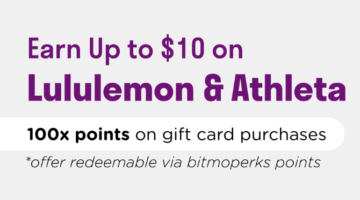 Bitmo Lululemon Athleta