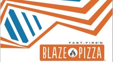 Blaze Pizza Gift Card