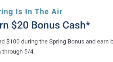 USAA shopping portal bonus 04.23.21