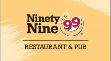 99 Restaurant & Pub Gift Card