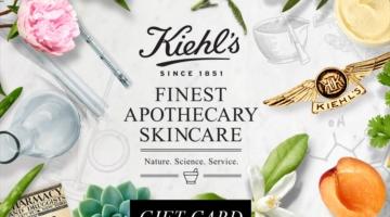 Kiehl's Gift Card