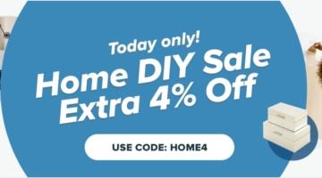 Raise promo code HOME4