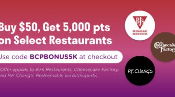 Bitmo Promo Code BCPBONUS5K