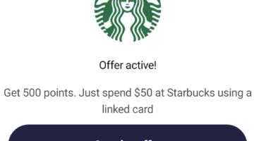 Drop Starbucks