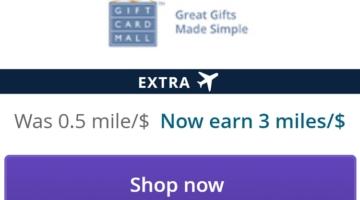 GCM Airline shopping portals