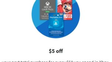 Meijer Xbox PlayStation Nintendo
