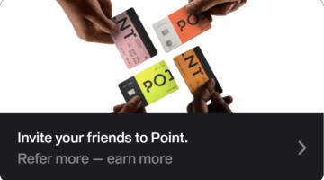 Point App Referral