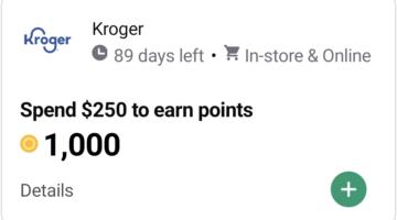 Drop Kroger