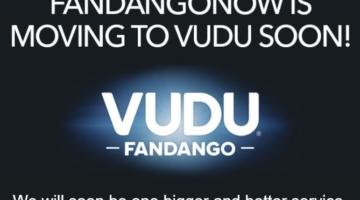 FandangoNOW Vudu