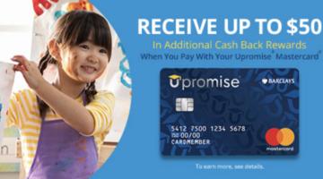 MyGiftCardsPlus Upromise Mastercard