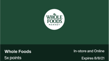 Point Whole Foods 5x