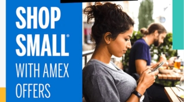 Shop Small Amex Offers
