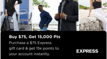 Bitmo Express $75 $15