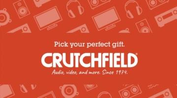 Crutchfield Gift Card