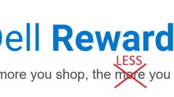 Dell Rewards Devaluation