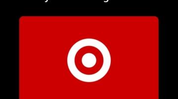 Point debit card 10x Target