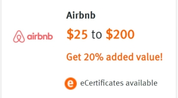 Discover Airbnb 20%