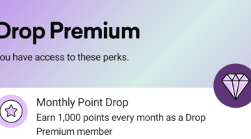 Drop Premium