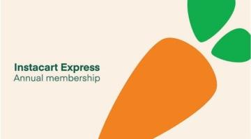 Instacart Express Gift Card
