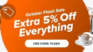 Raise promo code FLASH